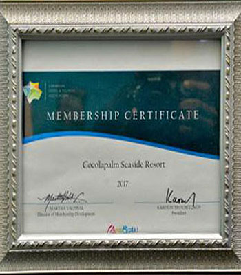 Carribean_&_Hotel_Association_-_Membership_Certificate_2017
